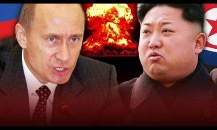 Vladimir Putin in EXPLOSIVE alerting to the West: 'Stopfrightening North Korea' – DAILY NEWS