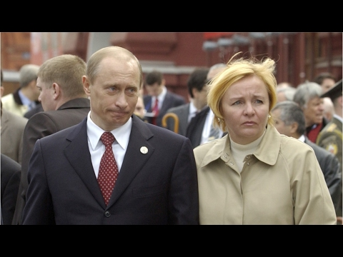 Putin's Ex-Wife Linked To Multi-Million-Dollar Property Business