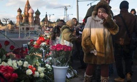 Muscovites mark year given that resistance leader's slaying|Fox News