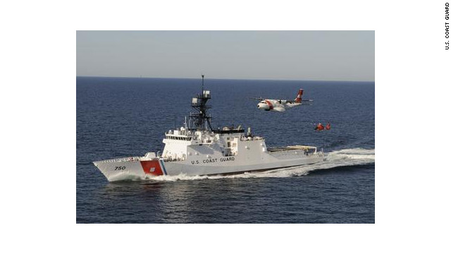 Trump's draft spending plan suggests billion buck reduced to Coast Guard