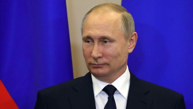 Russian reporter Mikhail Zygar discloses Vladimir Putin' s secret – NEWS.com.au