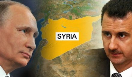 What does Russia desire in Syria? 5 factors Putin backs Assad