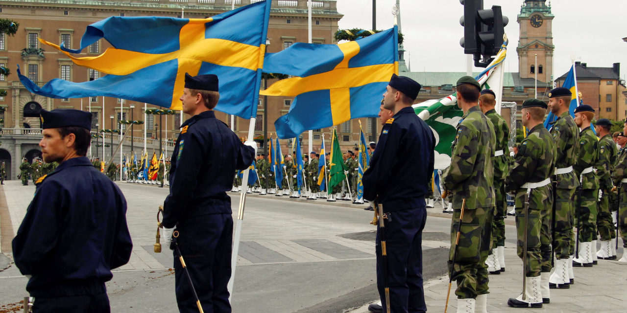 Sweden Reinstates The Draft Amid Soldier Shortage, Security Worries
