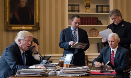 How Trump functions: A network of pals and also advisors outside