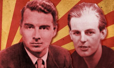 How Two British Spies for Russia Escaped