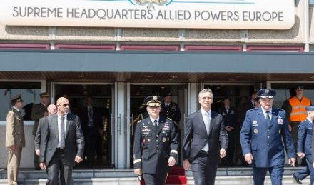 NATO principal: 4 brigades to Eastern Europe amidst stress with Russia