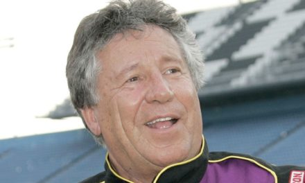 Mario Andretti states F1 is even more of a guys's sporting activity