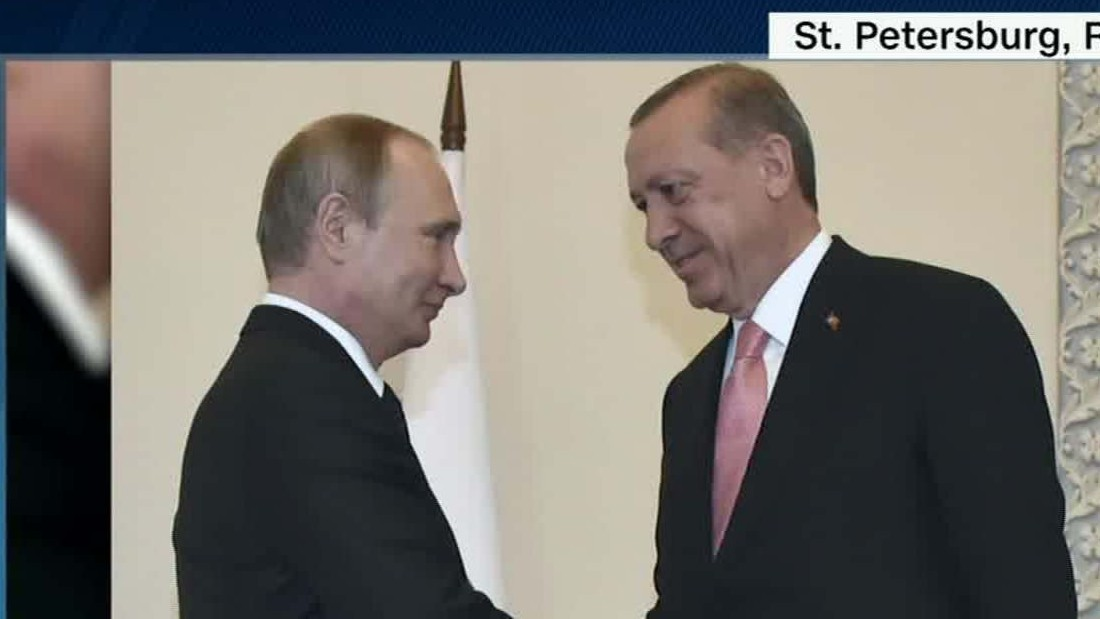 Turkey as well as Russia differ over reason for messed up airstrike