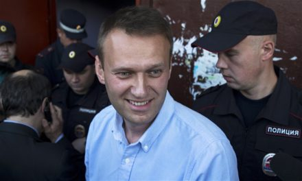 Russia's sentence of resistance leader Alexei Navalny 'approximate', European court informs