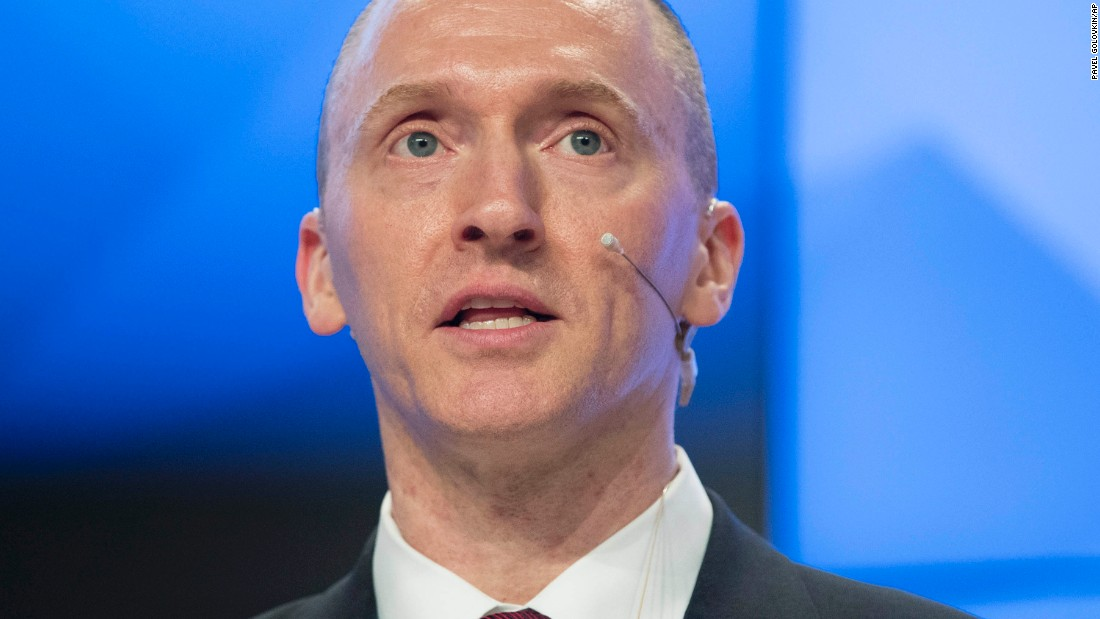Who is Carter Page?