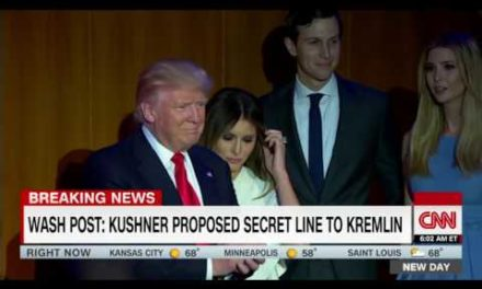 Washington Post: Kushner aimed arcane communique adolescent stream along with Kremlin