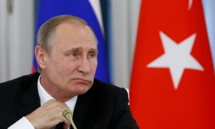 Is Vladimir Putin Poisoning U.S. Diplomats?