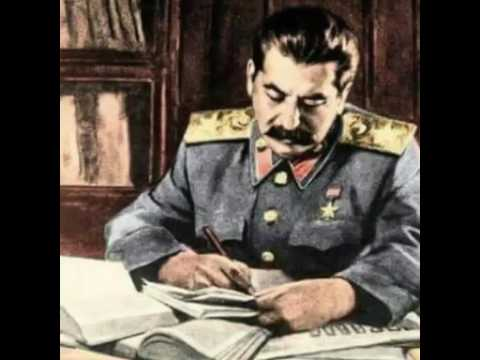 Gedicht- Stalin im Kreml; Poem- Stalin in the Kremlin