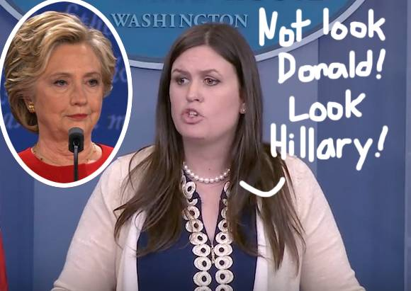 White House Says Hillary Clinton 'WouldHave Fired Comey Immediately'