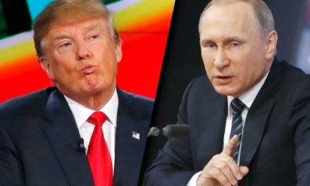 Donald Trumps Role Model? VladimirPutin
