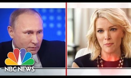 Megyn Kelly Interviews Russian President Vladimir Putin (Exclusive) Sunday June, four @ 7/6c | NBC News