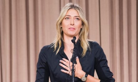 Maria Sharapova used prospective lifeline over favorable examination for meldonium