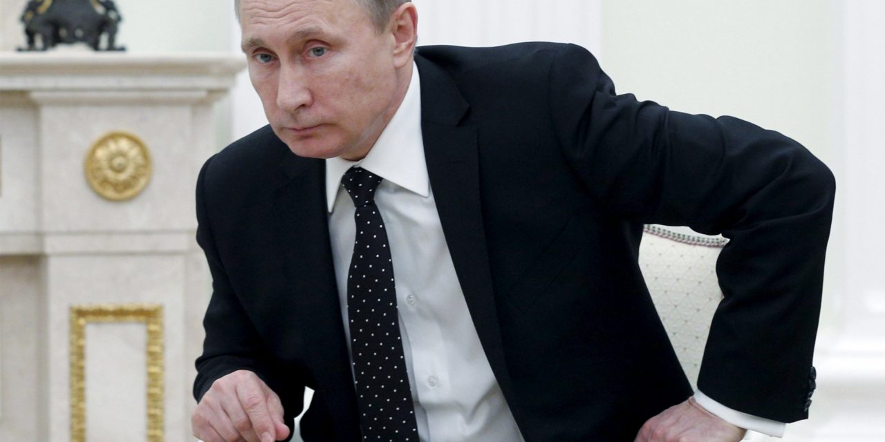Is Putin Thinking About Changing His Routes?