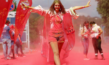Colour Run in Moscow draws in greater than 7000 individuals – TASS