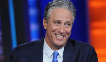 Jon Stewart on Donald Trump: 'Heis a man-baby'