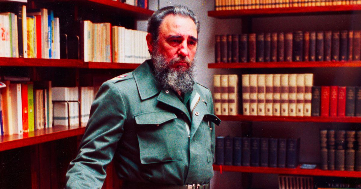 Former head of state of Cuba Fidel Castro dead at 90