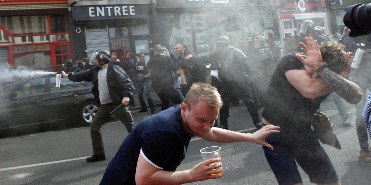 The Kremlin Backs Brawling Soccer Hooligans in France