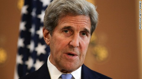 Kerry: United States, Russia to comply versus al Qaeda in Syria