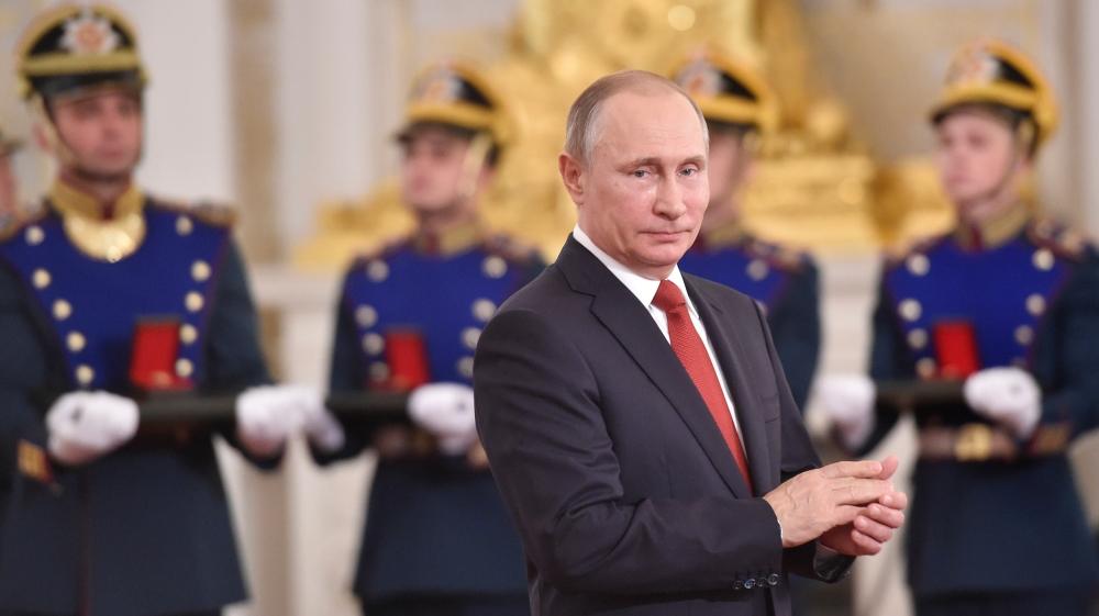 Putin indicates Gulf situation endangers Syria tranquility endeavors -Aljazeera com