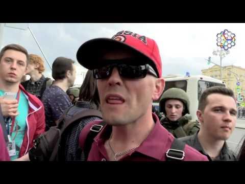Instant Karma – Putin Fan [Anti-Kremlin Protests, June 12, 2017] English Subtitles