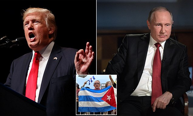 ' This is a go back to unsupported claims of the Cold War ': Moscow explosion Donald Trump's choice to turn around Obama modifications that … – Daily Mail