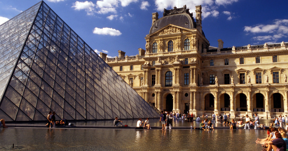 The Most Popular Museums Around The World, According To Geotags