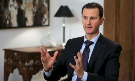 Syrian chairperson Bashar al-Assadpledges to take back entire nation
