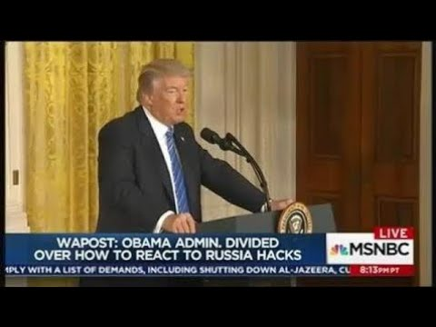 11 TH BRIAN WILLIAMS 6/23/17WaPost: Putin informed cyberpunks to harm Clinton & & assistance Trump|Breaking News