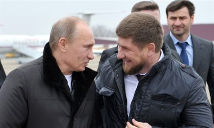 Chechen leader Kadyrov 'endangers whole of Russia', challenger informs