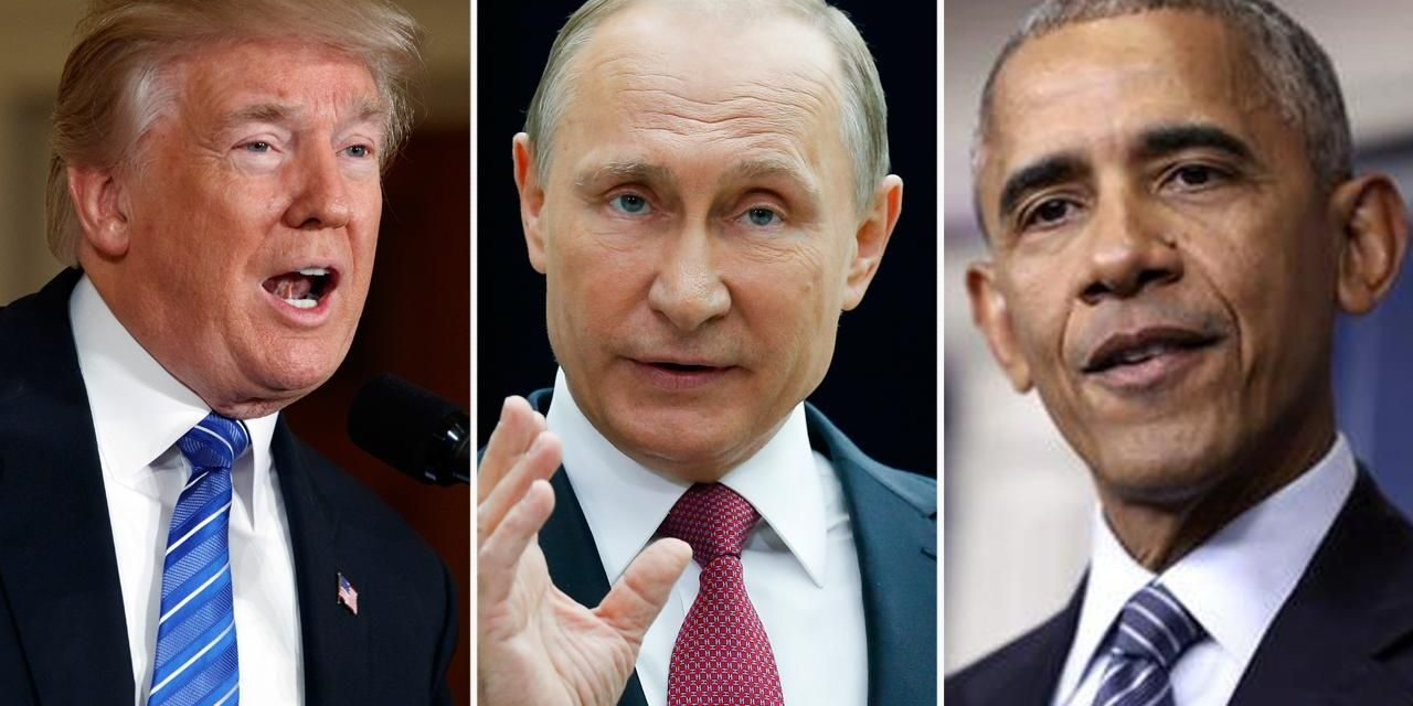 Trump transforms collusion expenditure on Obama for doing' NOTHING' on Russia – Fox News