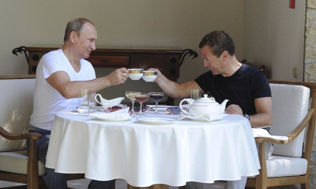 Vladimir Putin's extreme early morning regimen is proper to establish anybody to … – The Independent