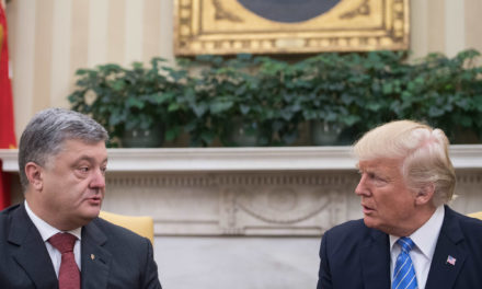 Trump's Tough Talk On Ukraine Has Kiev Ecstatic, and also Moscow FuriousButWill It Last?