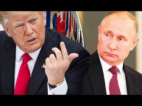 TRUMP VS PUTIN: Presidents cross head-to-head as breaking-in Cambrian access an important take a look at apropos of members of the family – DAILY NEWS