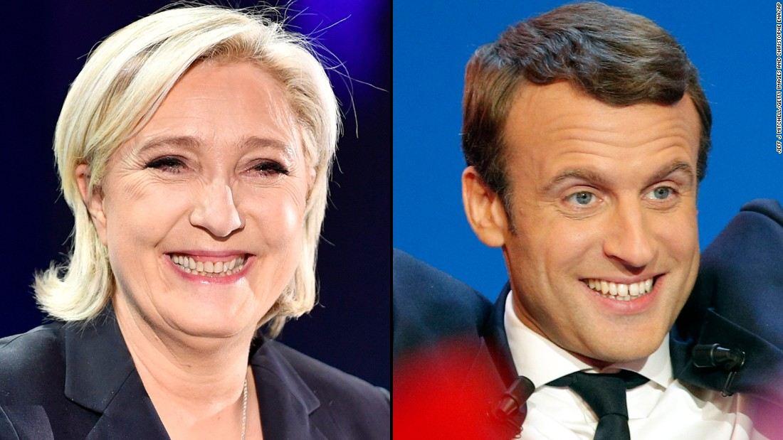 Head to going: How Le Pen as well as Macron contrast