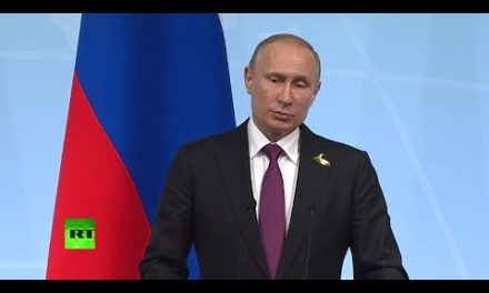 LIVE: Putin holds Associated Press convention far G-note20 access Hamburg