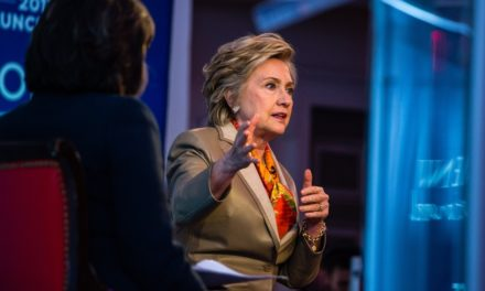 Clinton: 'If the election had been on October 27, I would be your president'