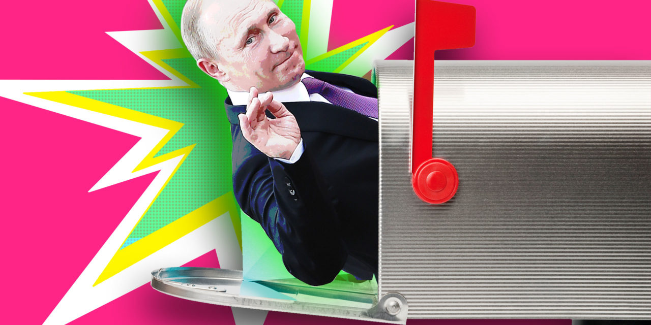 Putins Hidden Insurgency Tore UpUkraine Now Its Going for YourInbox