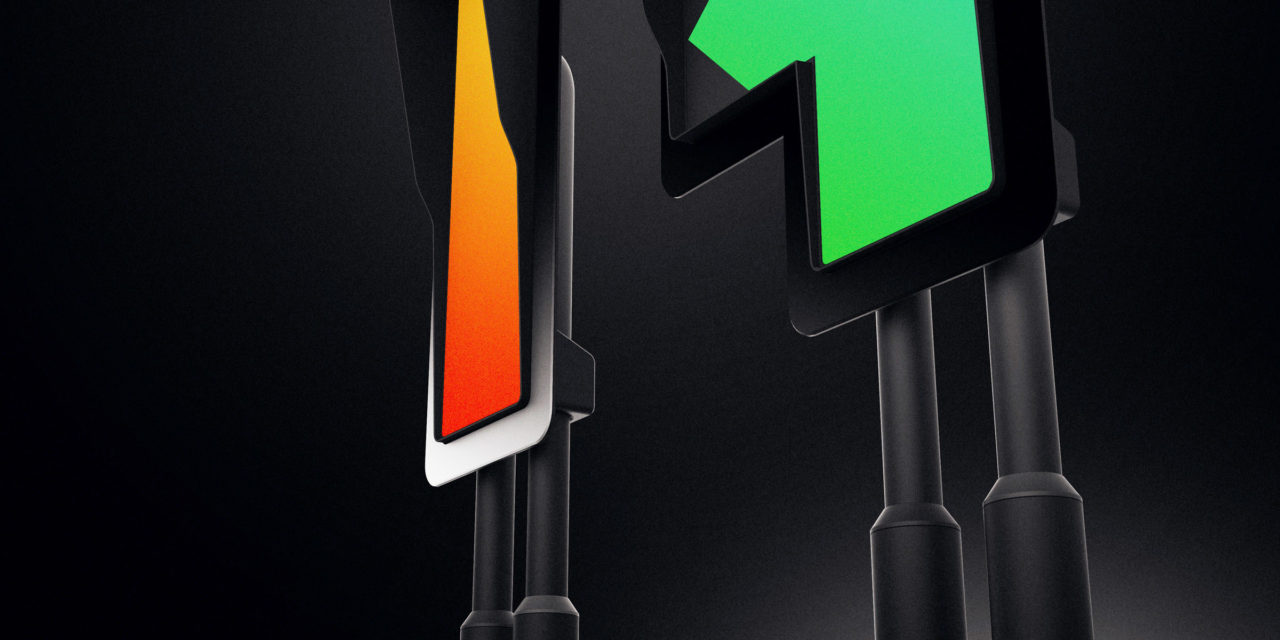 A Newfangled Traffic Light Built for People <em> as well as </em> Robots