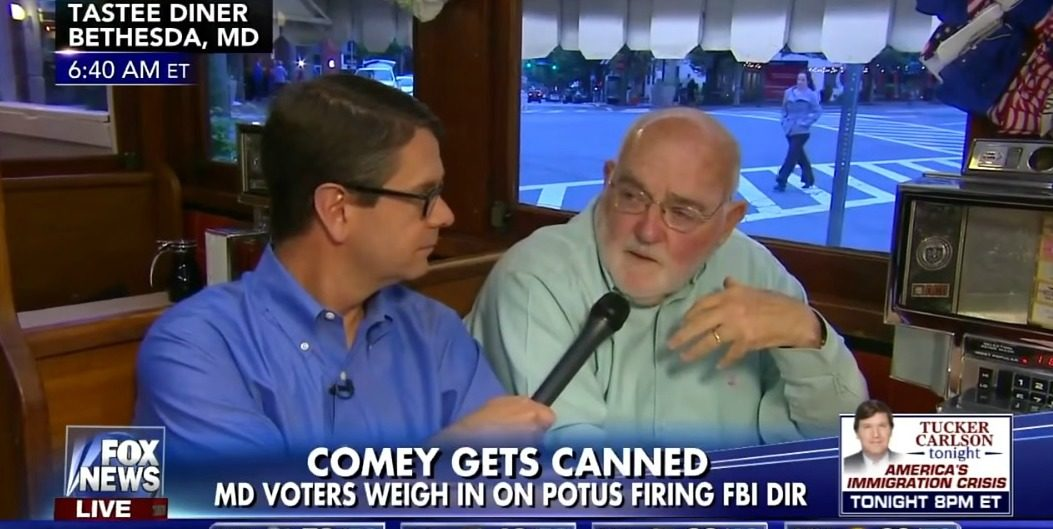 Watch this Fox News meeting with a restaurant customer review the rails when Putin shows up