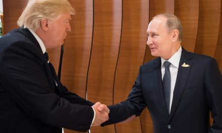 An excellent day for Putin, an excellent one for Trump