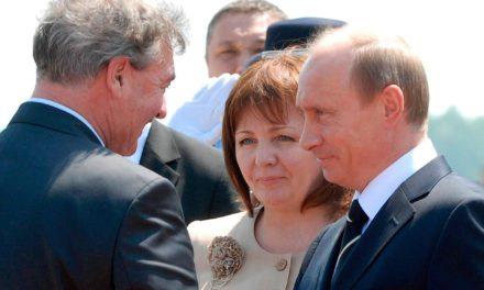 The mystic life of Vladimir Putin' s ex-wife – The Independent