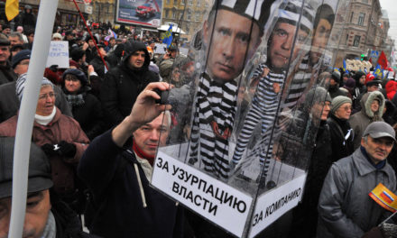 Putin Seeks to Banish Ghosts of 2011 Protests as Russians Vote