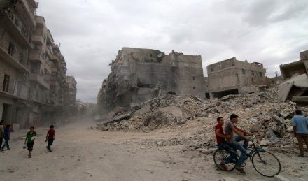 What does Russia in fact desire in Syria?