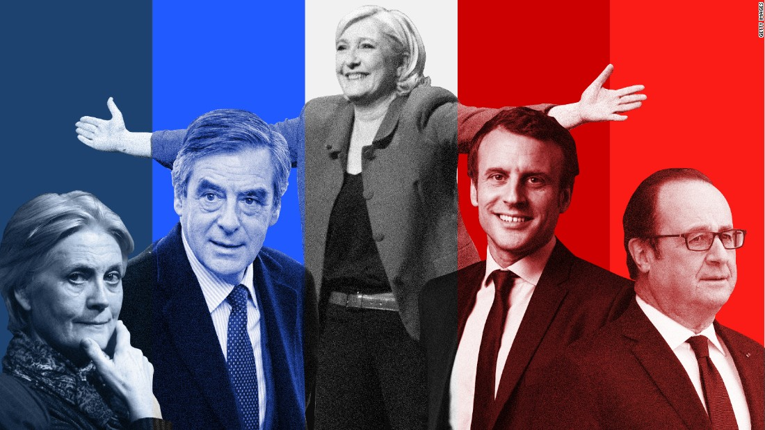 The risks for the French political election simply obtained greater