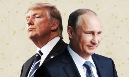 Trump, Putin talk amidst continuous stress
